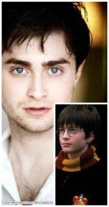 1.Daniel Radcliffe